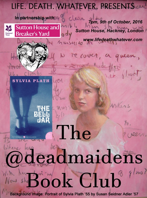 Deadmaidens Book Club Plath