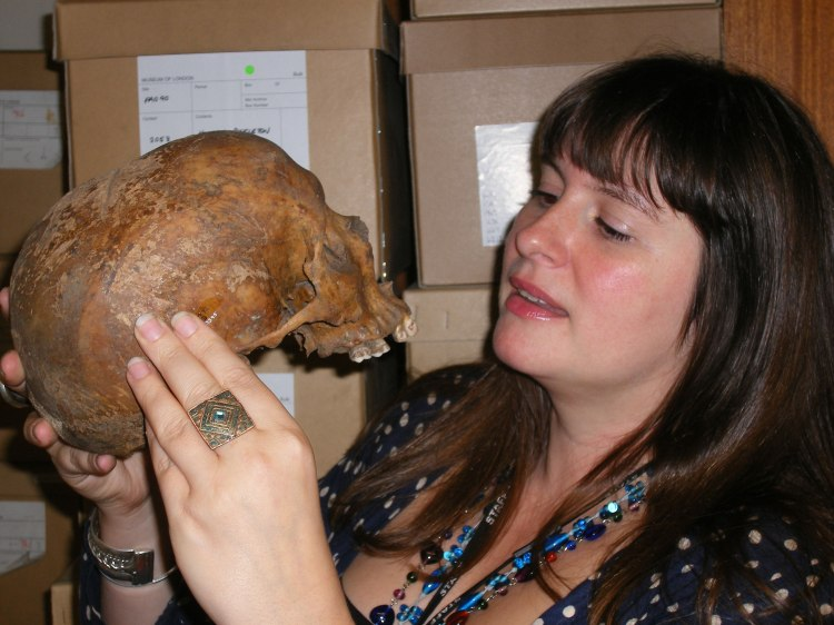Jelena Bekvalac Curator of Human Osteology, Centre for Human Bioarchaeology, Museum of London
