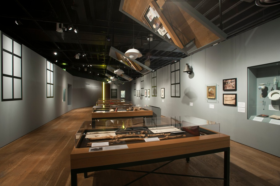 Museum of London - Doctors, Dissection and Resurrection Men