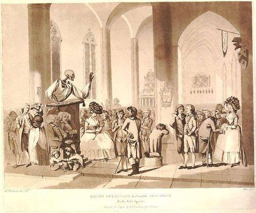 Death Preaching to a Careless Audience John Dunthorne