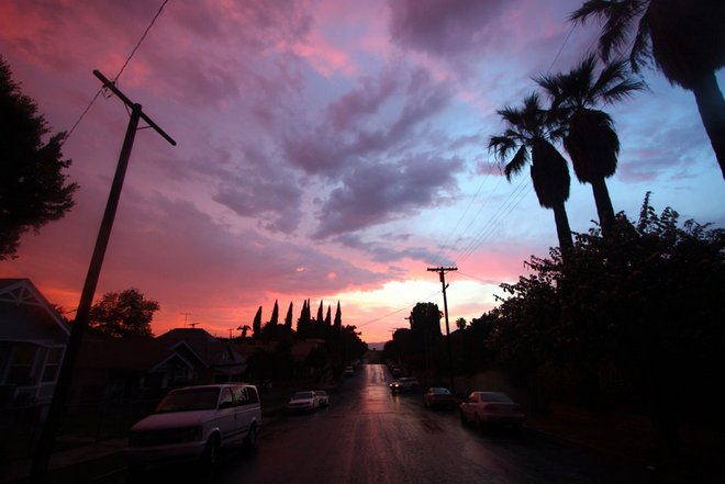 Sunset After The Rain. | Stephen Roullier/Flickr