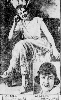 Clara and Alberta Meadows