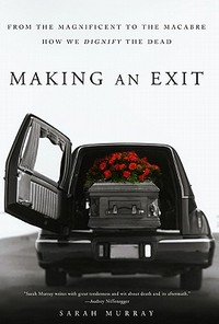 making an exit