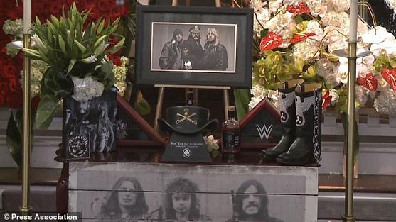 Lemmy funeral
