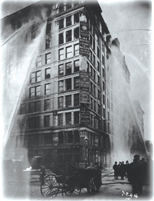 triangle-factory-fire-being-fought