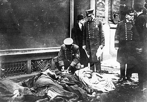 The Triangle Shirtwaist Fire – Death & the Maiden