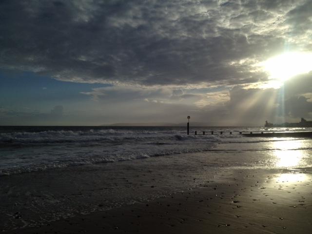 Bournmouth beach