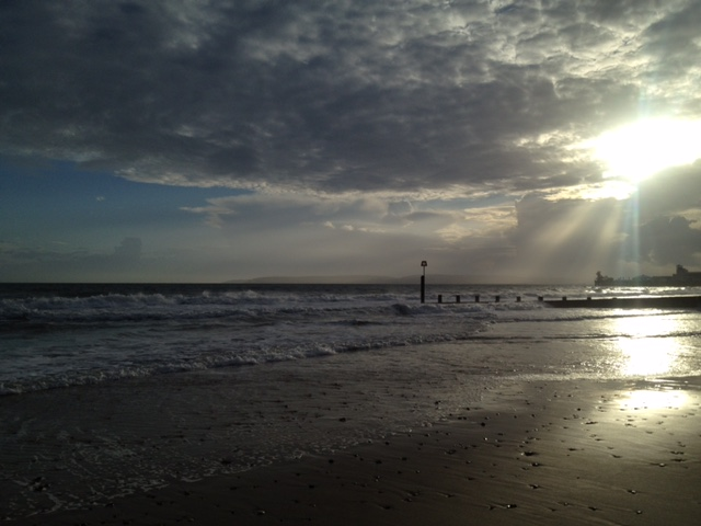 Bournmouth beach