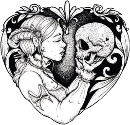Death & the Maiden Logo