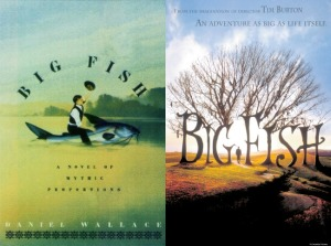 big fish book movie