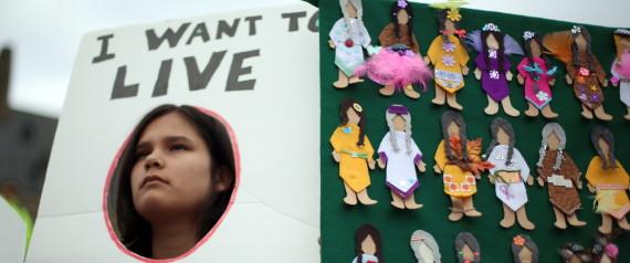 Aboriginal Rally 20131004
