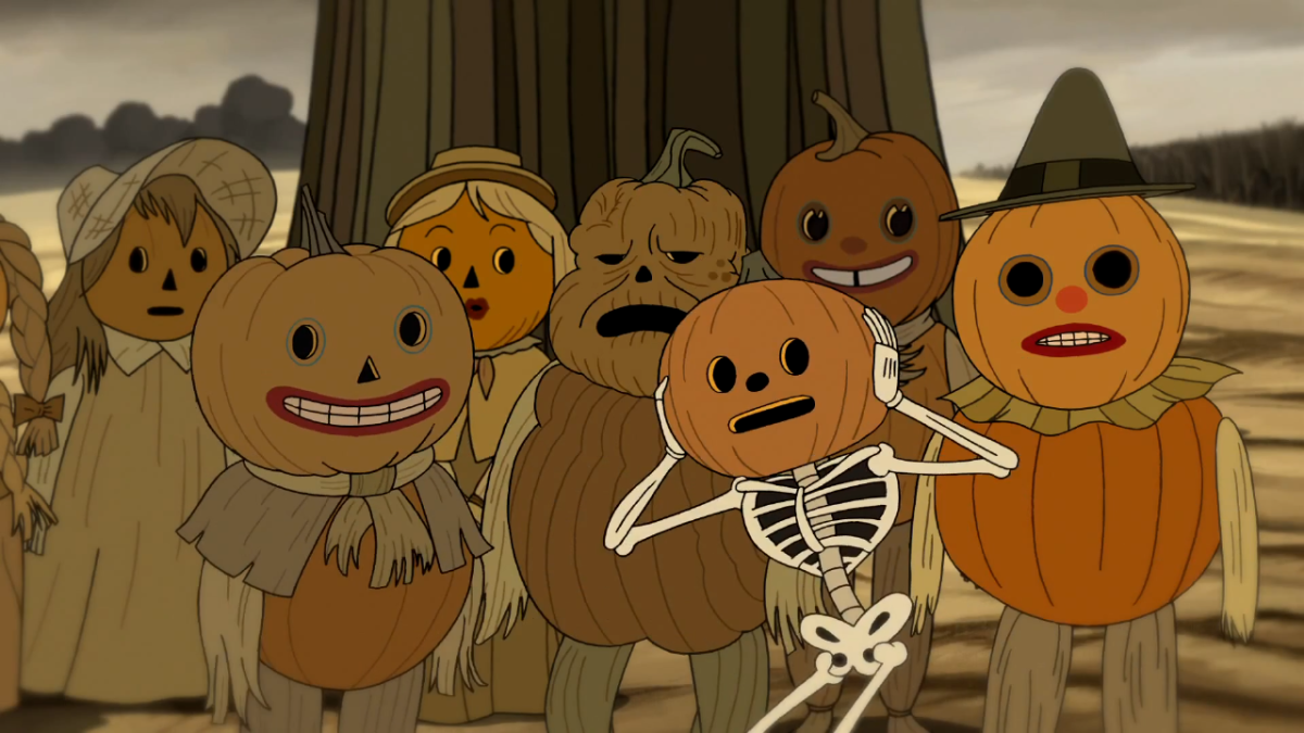Over the Garden Wall: Children, Death and the Mystery of the Unknown ...