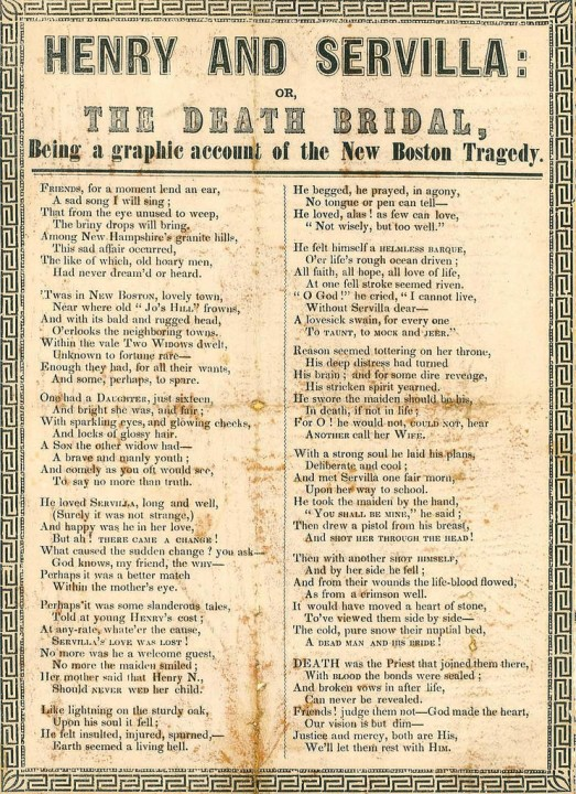 Lyric sheet for the death bridal.jpg